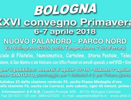 UNIFICATO al XXVI convegno Primavera | Bologna 6-7 Aprile