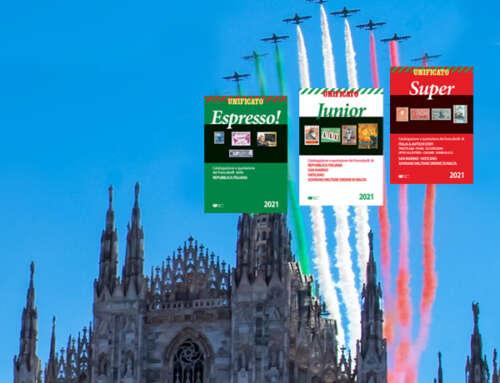 Edizioni 2021 Area Italiana